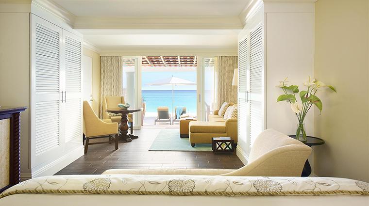 Property FairmontRoyalPavilion Hotel GuestroomSuite BeachfrontJuniorSuite FRHI