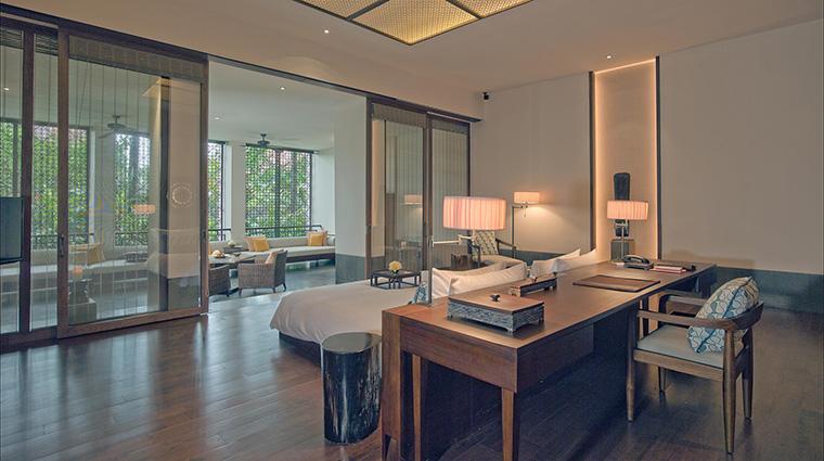 Property FairmontSanurBeachBali Hotel GuestroomSuite DeluxeGardenViewSuite FRHI