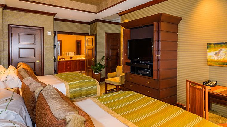 Property FallingRockatNemacolinWoodlandsResort Hotel GuestroomSuite DoubleSuite NemacolinWoodlandsResort