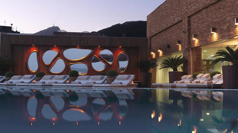 Property Fasano Hotel PublicSpaces SwimmingPool TheLeadingHotelsoftheWorldLtd