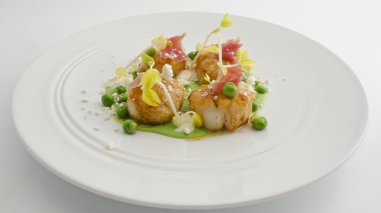 Property FinalCutSteak&SeafoodColumbus Restaurant Dining Scallops CreditPennNationalGaming