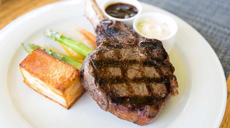 Property FishOutOfWater Restaurant Dining CowgirlBoneInSteak StJoeClub&Resorts