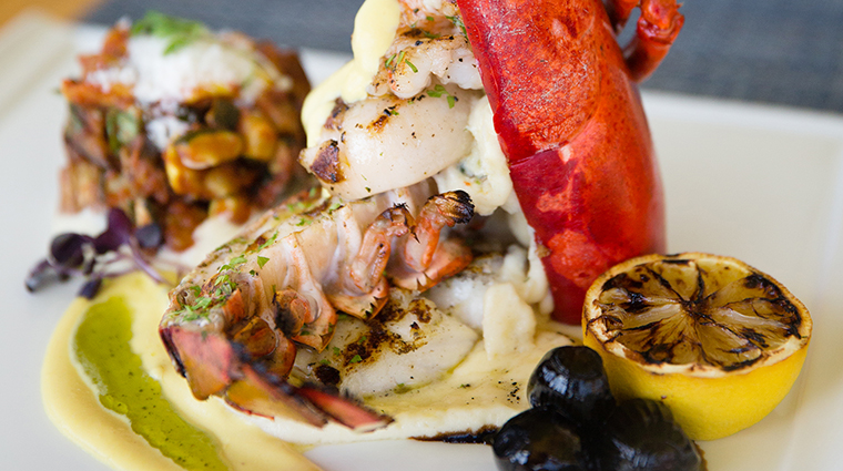 Property FishOutOfWater Restaurant Dining MixedSeafoodGrill StJoeClub&Resorts