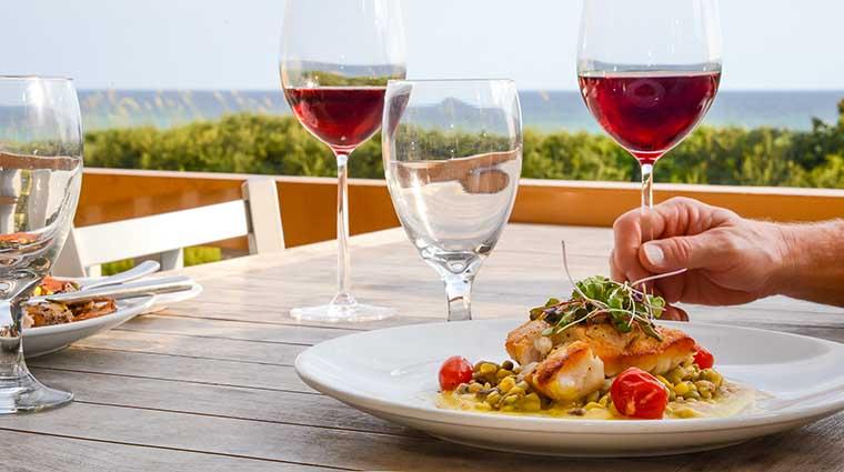 Property FishOutOfWater Restaurant Dining OutdoorDiningandCuisine StJoeClub&Resorts