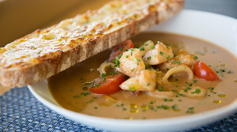 Property FishOutOfWater Restaurant Dining SicilianSeafoodSoup StJoeClub&Resorts