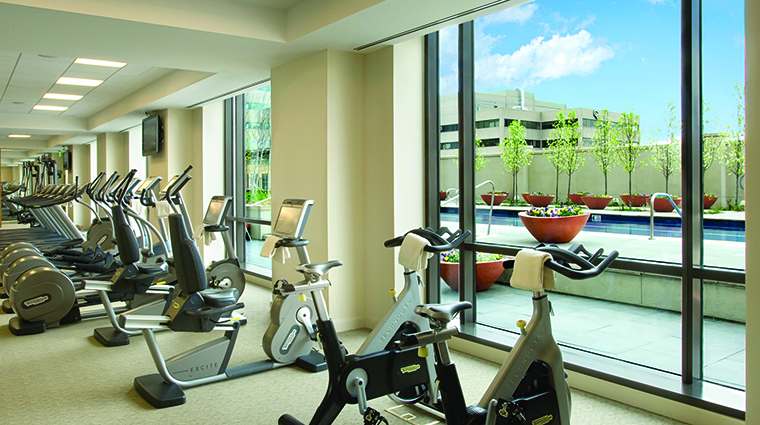 Property FourSeasonsDenver Hotel PublicSpaces FitnessFacility FourSeasonsHotelsLimited
