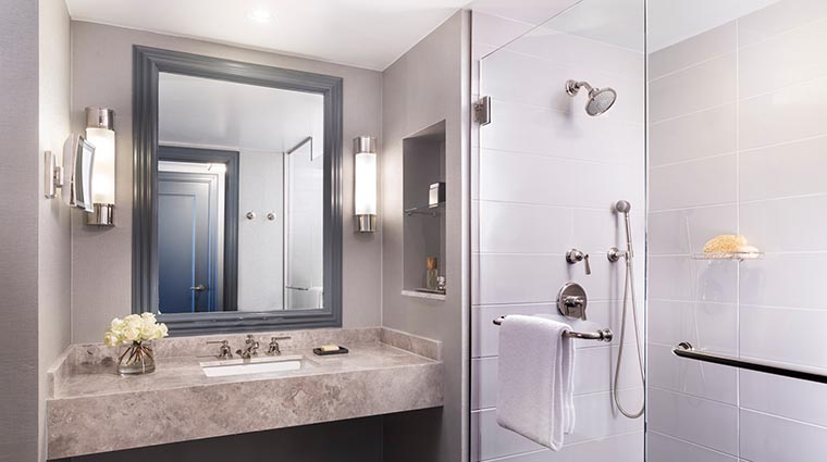 Property FourSeasonsHotelAtlanta Hotel GuestroomSuite MidtownGuestBathroom FourSeasonsHotelsLimited