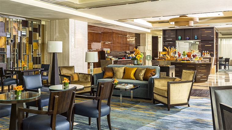 Property FourSeasonsHotelBeijing 14 Hotel PublicSpaces ExecutiveClub CreditFourSeasons