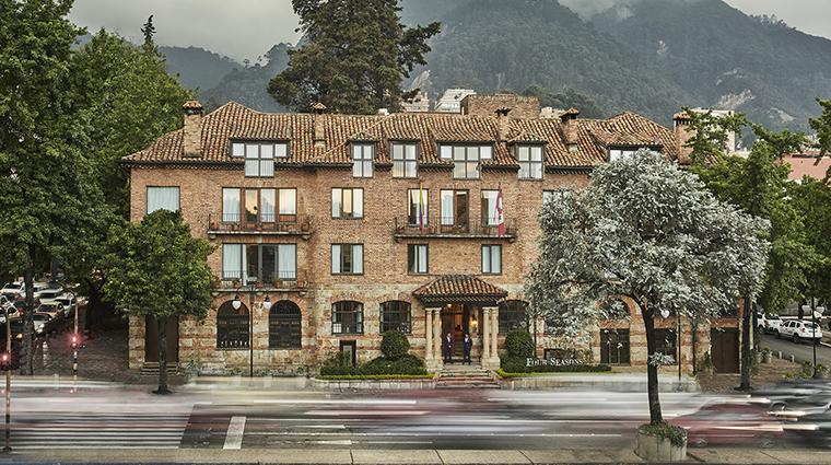 Property FourSeasonsHotelBogota Hotel Exterior Exterior FourSeasonsHotelsLimited