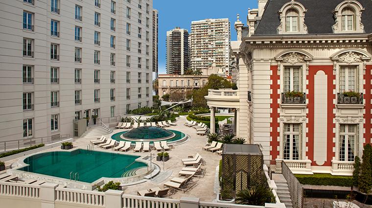 Property FourSeasonsHotelBuenosAires Hotel Exterior SwimmingPoolView FourSeasonsHotelsLimited