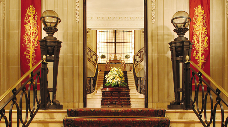 Property FourSeasonsHotelBuenosAires Hotel PublicSpaces Staircase FourSeasonsHotelsLimited