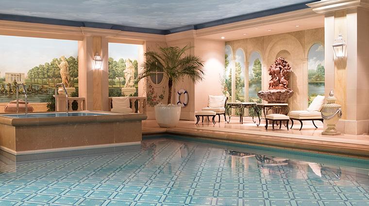 Property FourSeasonsHotelGeorgeVParis Hotel Spa IndoorSwimmingPool FourSeasonsHotelsLimited