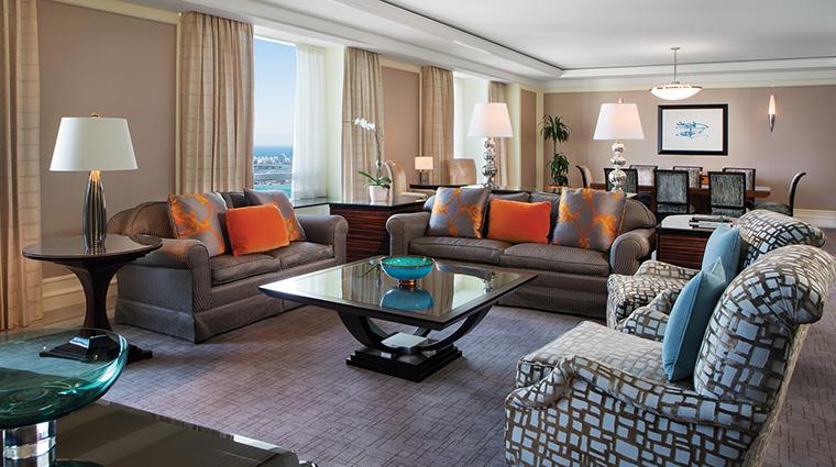 Property FourSeasonsHotelMiami Hotel GuestroomSuite PresidentialSuiteLivingArea FourSeasonsHotelsLimited