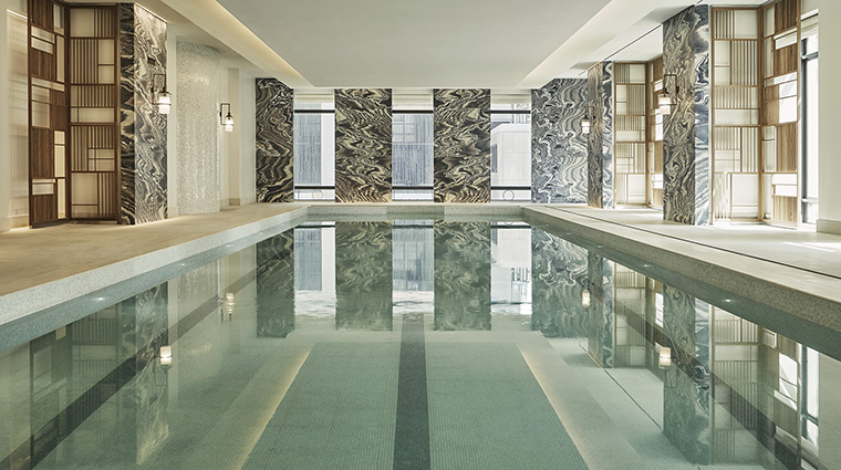 Property FourSeasonsHotelNewYorkDowntown Hotel Spa SwimmingPool FourSeasonsHotelsLimited