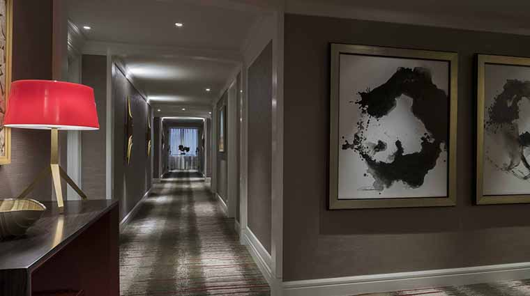 Property FourSeasonsHotelShanghai Hotel PublicSpaces Hallway FourSeasonsHotelsLimited
