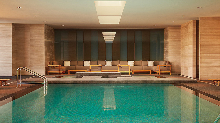 Property FourSeasonsHotelToronto Hotel PublicSpaces SwimmingPool FourSeasonsHotelsLimited