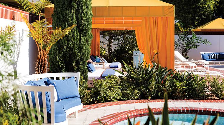Property FourSeasonsHotelWestlakeVillage Hotel Spa AdultSerenityPoolCabana FourSeasonsHotelsLimited