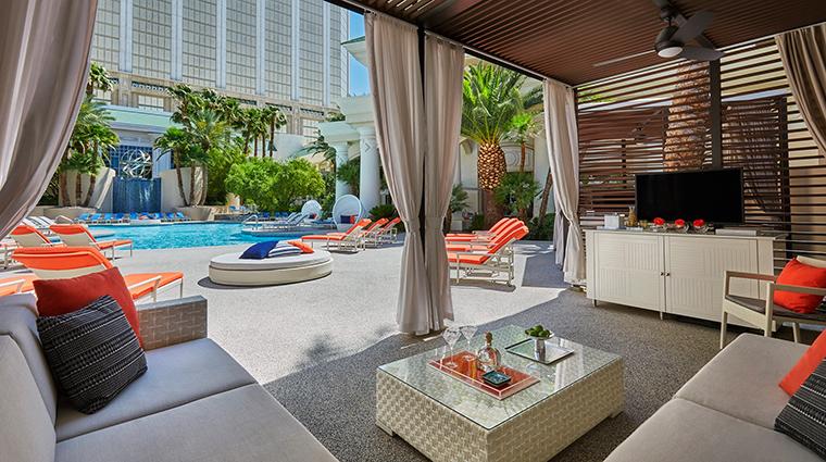 Property FourSeasonsLasVegas Hotel PublicSpaces Cabana FourSeasonsHotelsLimited