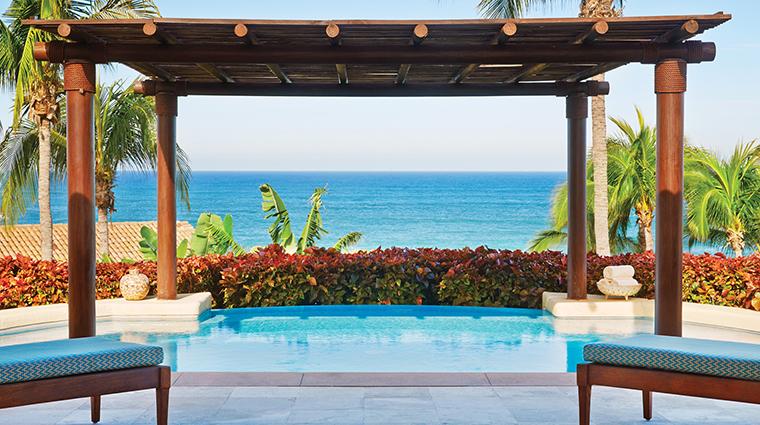 Property FourSeasonsPuntaMita Hotel GuestroomSuite PrivatePlungePool FourSeasonsHotelsLimited