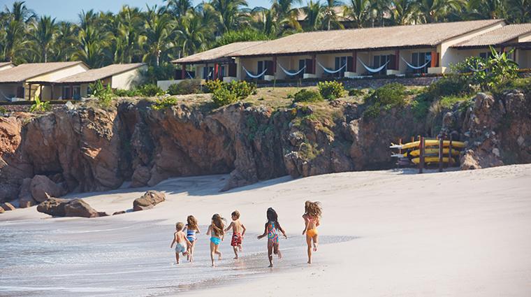 Property FourSeasonsPuntaMita Hotel PublicSpaces FamilyBeachFun FourSeasonsHotelsLimited