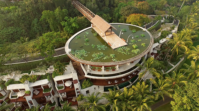 Property FourSeasonsResortBaliatSayan Hotel Exterior AerialView FourSeasonsHotelsLimited