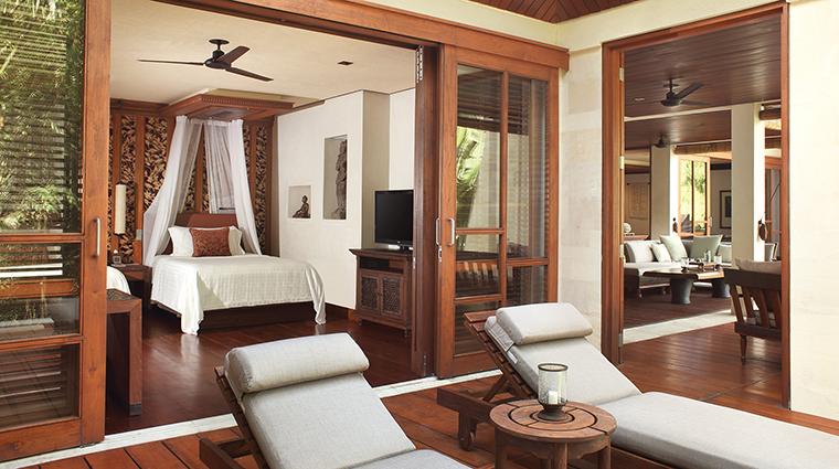 Property FourSeasonsResortBaliatSayan Hotel GuestroomSuite RiverViewTwoBedroomVilla FourSeasonsHotelsLimited