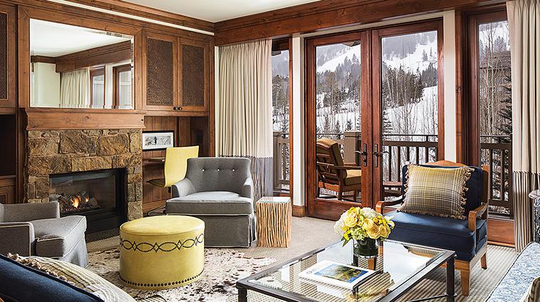 Property FourSeasonsResortJacksonHole Hotel GuestroomSuite ThreeBedroomResortResidence FourSeasonsHotelsLimited