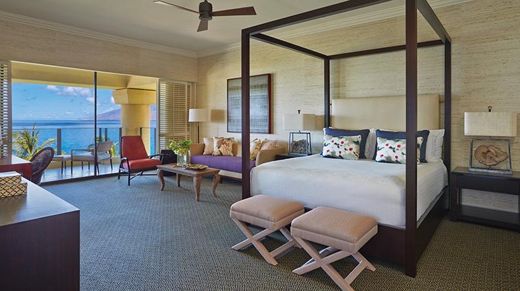 Property FourSeasonsResortMauiatWailea Hotel GuestroomsSuites 3BedroomSuite CreditFourSeasons