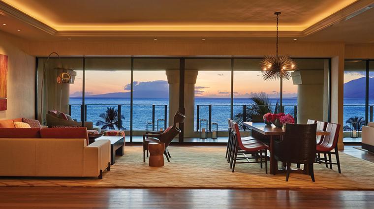 Property FourSeasonsResortMauiatWailea Hotel GuestroomsSuites LivingRoom CreditFourSeasons