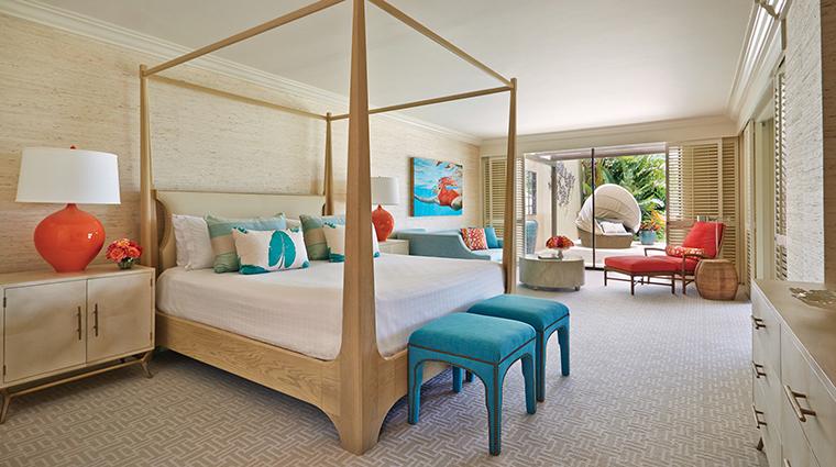 Property FourSeasonsResortMauiatWailea Hotel GuestroomsSuites ThreeBedroomSuiteBedroom CreditFourSeasons