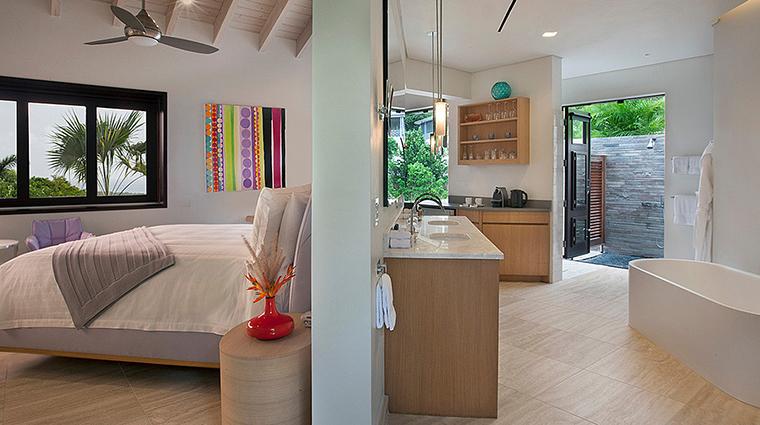 Property FourSeasonsResortNevis Hotel GuestroomSuite OneBedroomStewartsCottagewithPlungePool FourSeasonsHotelsLimited