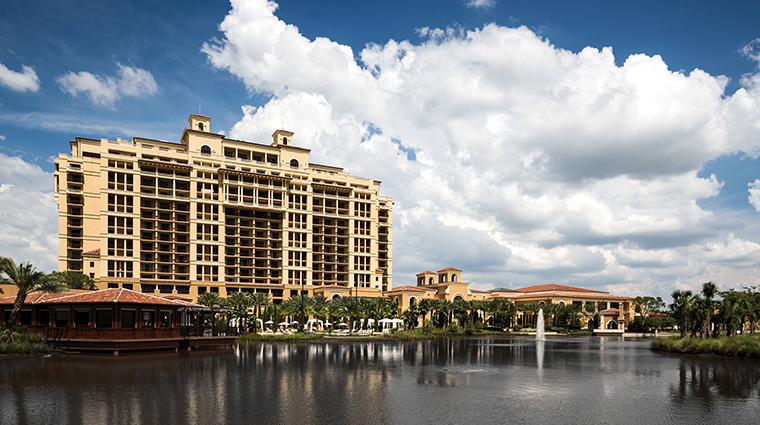 Property FourSeasonsResortOrlandoatWaltDisneyWorldResort Hotel Exterior ExteriorView FourSeasonsHotelsLimited