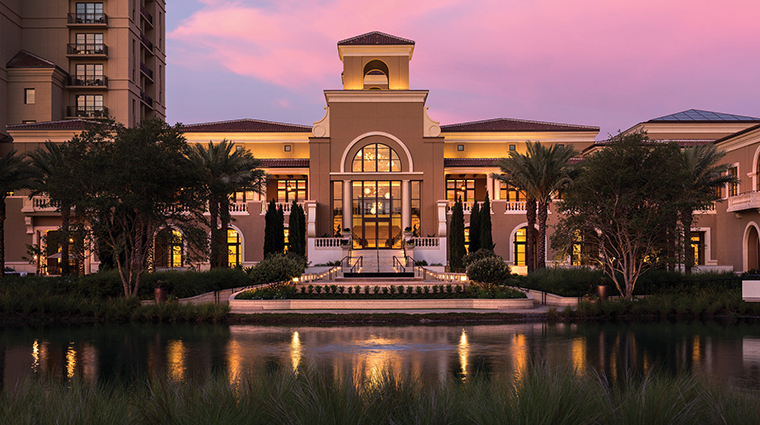 Property FourSeasonsResortOrlandoatWaltDisneyWorldResort Hotel Exterior ResortGroundsEntrance FourSeasonsHotelsLimited