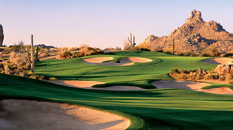 Property FourSeasonsResortScottsdaleatTroonNorth 3 Hotel Activities 10thHolePinnacleGolfCourse CreditHarveyLloyd FourSeasons