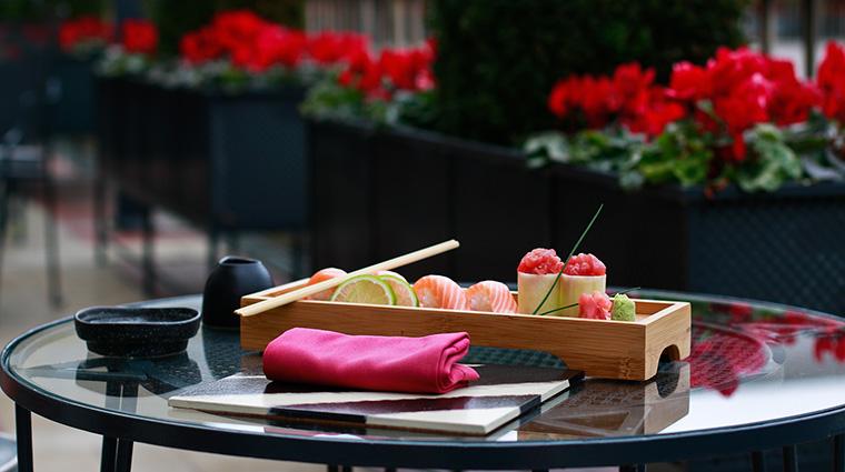 Property FourSeasonsRitzLisbon Hotel Dining Sushi FourSeasonsHotelsLimited