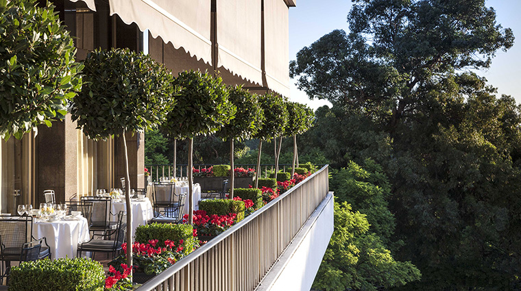 Property FourSeasonsRitzLisbon Hotel Dining VarandaRestaurantTerrace FourSeasonsHotelsLimited