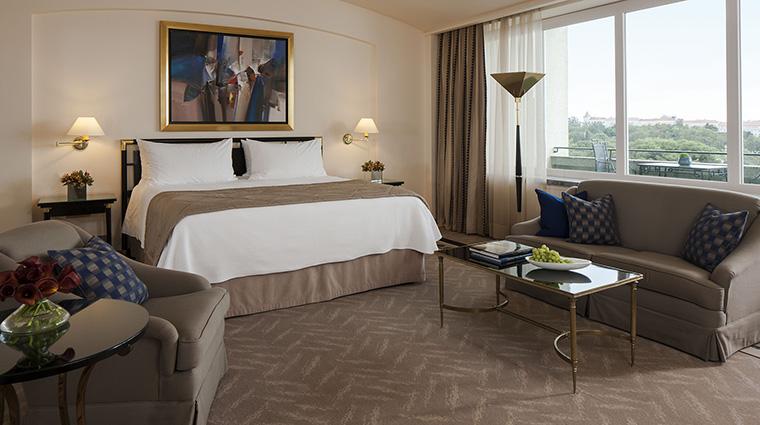 Property FourSeasonsRitzLisbon Hotel GuestroomSuite CentralSuite2ndBedroom FourSeasonsHotelsLimited
