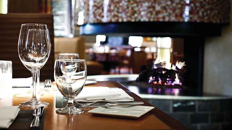 Property FourSeasonsWhistler Hotel Dining Sidecut CreditFourSeasons