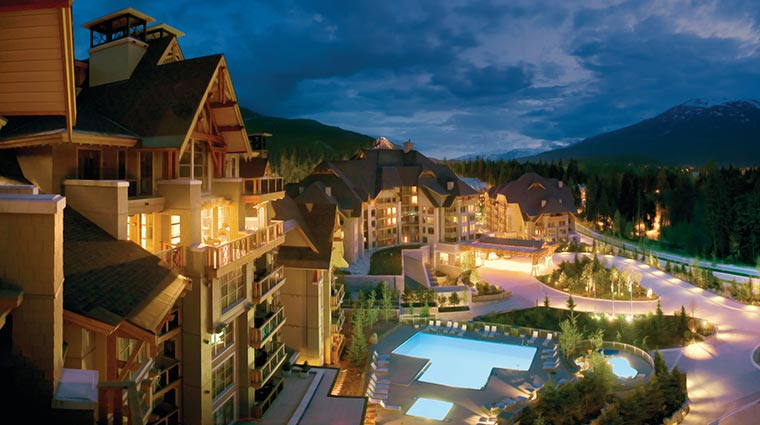 Escape To Alpine Luxury