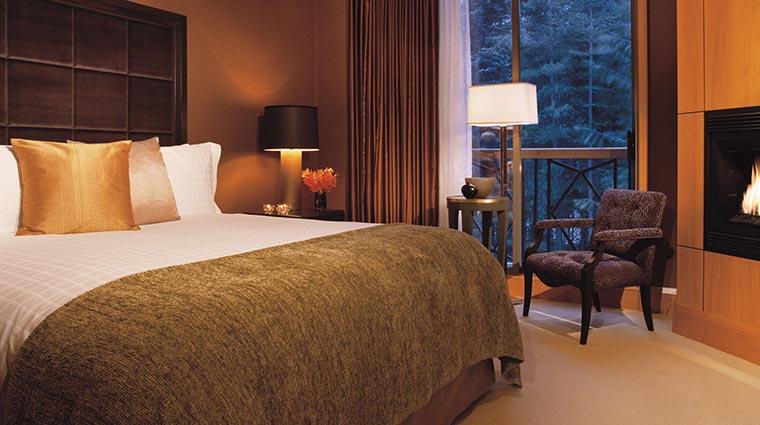 Property FourSeasonsWhistler Hotel GuestroomsSuites Guestroom CreditFourSeasons