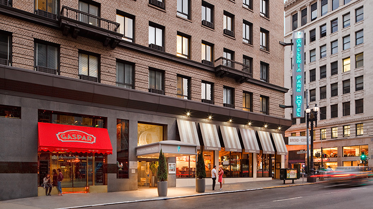 Property GalleriaParkHotel Hotel Exterior Exterior JoiedeVivreHotels