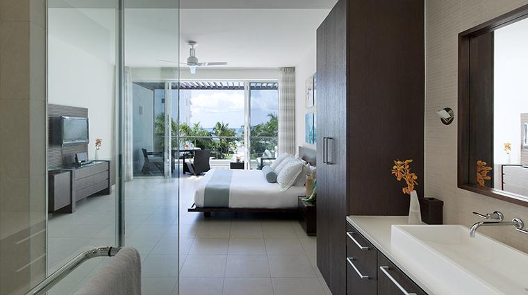 Property GansevoortTurks&Caicos Hotel GuestroomSuites PoolViewStudio GansevoortHotelGroup