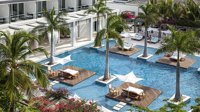 Property GansevoortTurks&Caicos Hotel PublicSpaces InfinityPoolView GansevoortHotelGroup