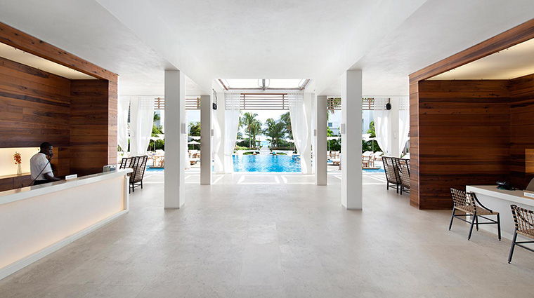 Property GansevoortTurks&Caicos Hotel PublicSpaces Lobby GansevoortHotelGroup