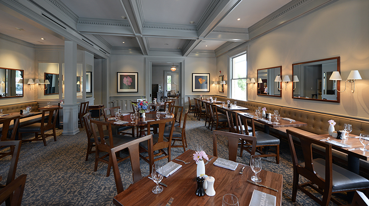 Property Goodalls Restaurant 1 Style DiningRoom CreditHotelElla
