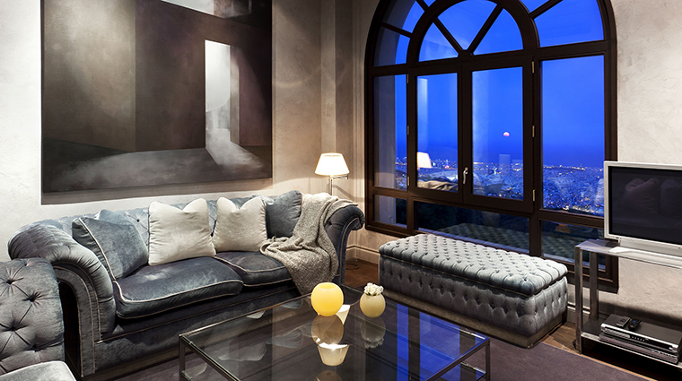 Property GranHotelLaFlorida Hotel GuestroomSuite PresidentialSuiteLivingRoom GranHotelLaFlorida