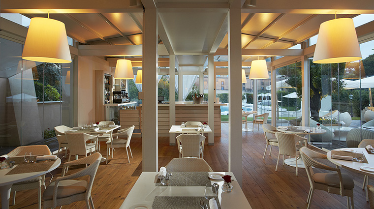 Property GranMeliaRomeVillaAgrippina Hotel BarLounge LiquidGarden MeliaHotels&Resorts