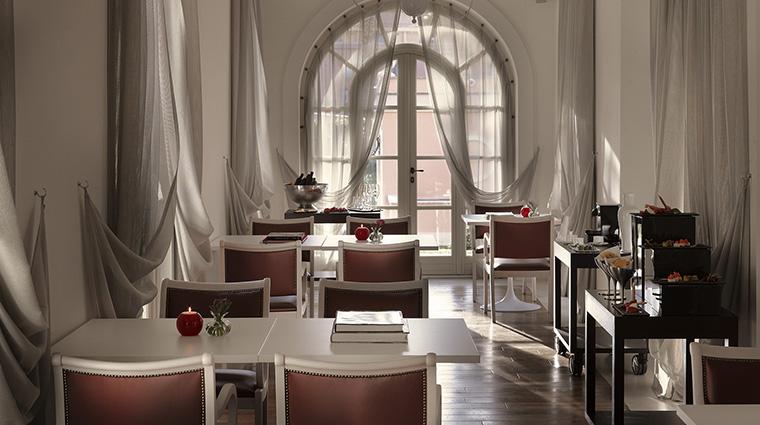 Property GranMeliaRomeVillaAgrippina Hotel BarLounge RedLevelLounge MeliaHotels&Resorts