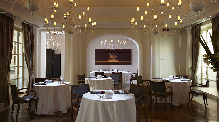 Property GranMeliaRomeVillaAgrippina Hotel Dining VivaVoceRestaurant MeliaHotels&Resorts
