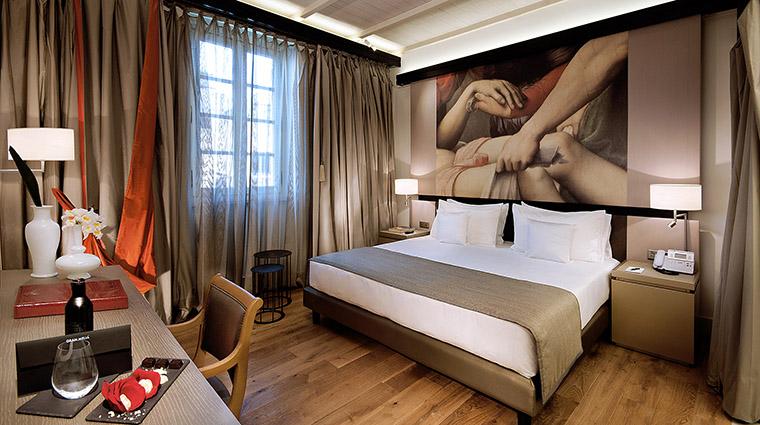 Property GranMeliaRomeVillaAgrippina Hotel GuestroomSuite DeluxeRoom MeliaHotels&Resorts